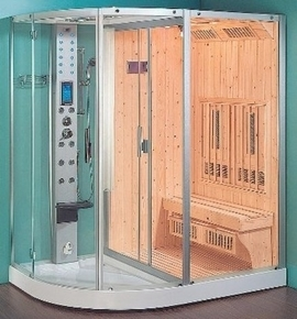 Normal gidromassazhnaya sauna potter c 901  l