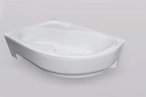 Normal vanna bagno fortuna 160x100 r l